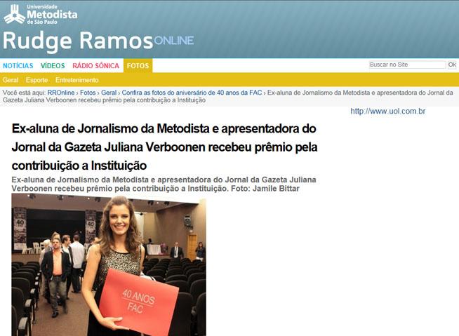 Rudge Ramos Jornal - Dezembro - 2012